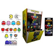 Pac-Man 8-Bit Enamel Pin Collection Gravity Feed Case