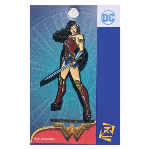 Wonder Woman Movie Wonder Woman Sword Pin