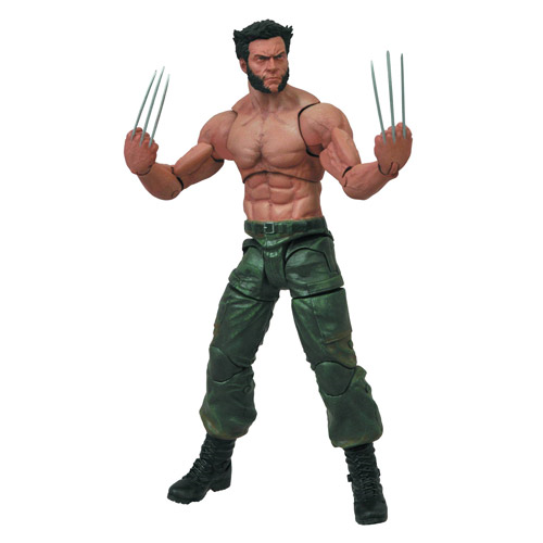 Marvel Select Wolverine Movie 2 Action Figure