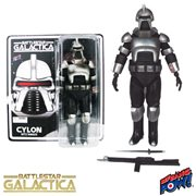 Battlestar Galactica Cylon (Battle Damaged) 8-Inch Action Figure