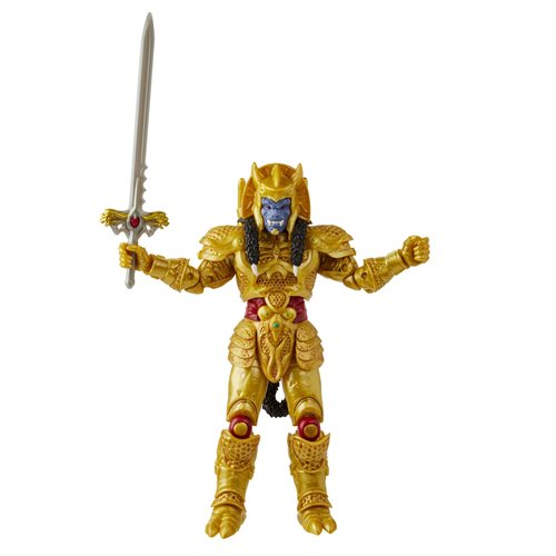 Power Rangers Lightning Collection Goldar 6-Inch Action Figure