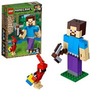 LEGO 21148 Minecraft Steve BigFig with Parrot