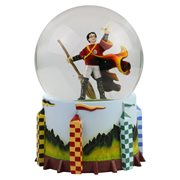 Wizarding World of Harry Potter Quidditch Snow Globe