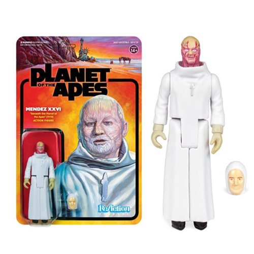 Planet of the Apes Mendez XXVI ReAction Figure