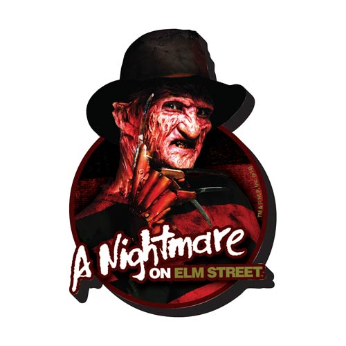 Nightmare on Elm Street Freddy Funky Chunky Magnet
