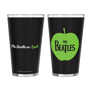 Beatles Apple 16 oz. Sublimated Pint Glass