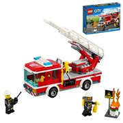 LEGO City Fire 60107 Fire Ladder Truck