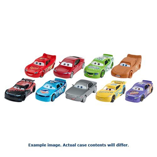 Cars 3 Character Cars 2017 Mix 5 Case