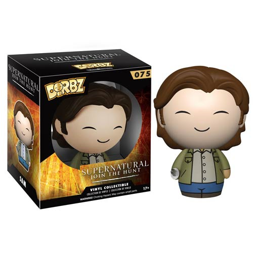 Supernatural Sam Dorbz Vinyl Figure