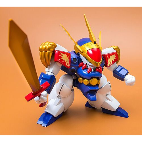 Mashin Hero Wataru PLAMAX MS-02 Ryujinmaru Model Kit