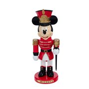Mickey Mouse Marching Band 10-Inch Nutcracker