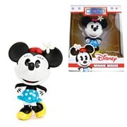 Mickey Mouse Minnie Mouse 4-Inch Metals Die-Cast Metal Action Figure
