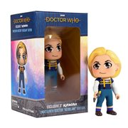 Doctor Who 13th Doctor Kerblam! 3-Inch Kawaii Titan Vinyl Figure - 2019 Fall Convention Exclusive