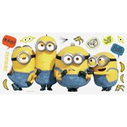 Minions: The Rise of Gru Peel and Stick Giant Wall Decals