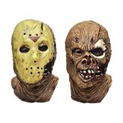 Friday the 13th Part 7 New Blood Jason Deluxe Overhead Mask