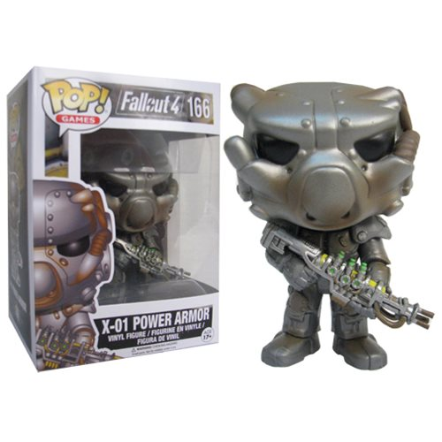 Fallout X-01 Pop! Vinyl Figure