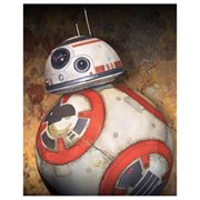 Star Wars: The Force Awakens BB-8 by Kevin Graham Canvas Giclee Art Print