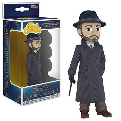 Fantastic Beasts: The Crimes of Grindelwald Albus Dumbledore Rock Candy Vinyl Figure