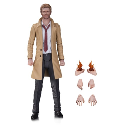 Arrow TV Series Constantine Action Figure