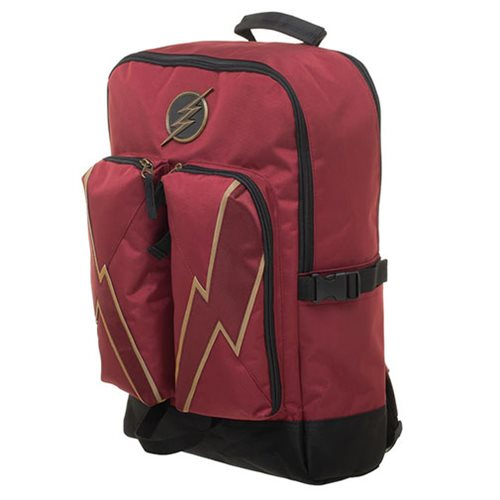 The Flash Double Pocket Backpack