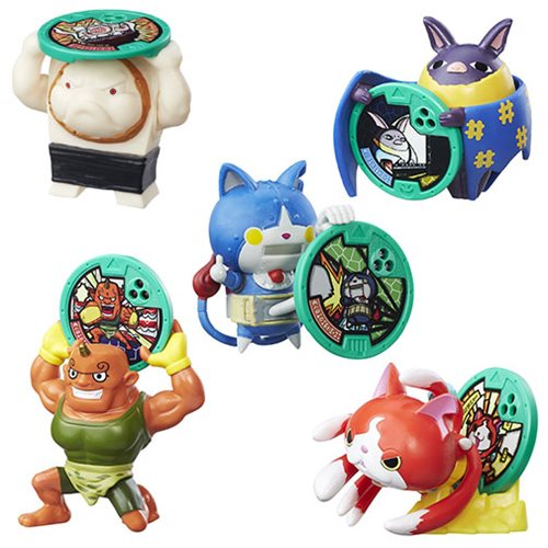 Yo-Kai Watch Series 2 Medal Moments Wave 1 Case