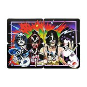 KISS Unmasked Coaster Set of 4