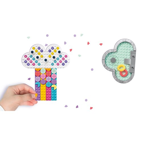 LEGO 41905 DOTS Rainbow Jewelry Stand