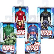 Marvel 6-Inch Action Figures Wave 1 Set