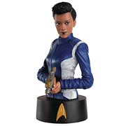 Star Trek Bust Collection Michael Burnham with Collector Magazine #8