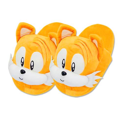 Sonic the Hedgehog Classic Tails Slippers