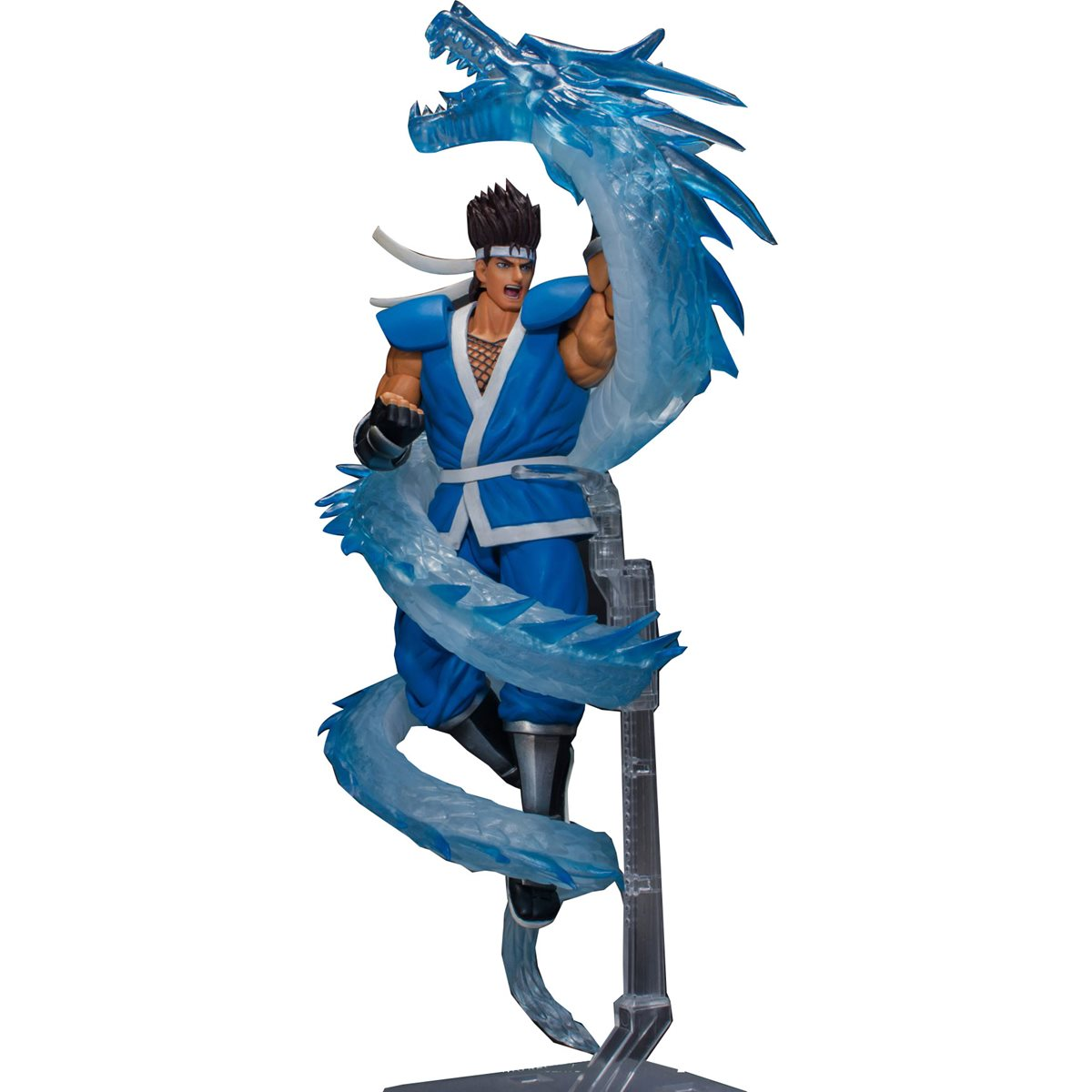 World Heroes Perfect Hanzou Hattori 1 12 Scale Action Figure Entertainment Earth