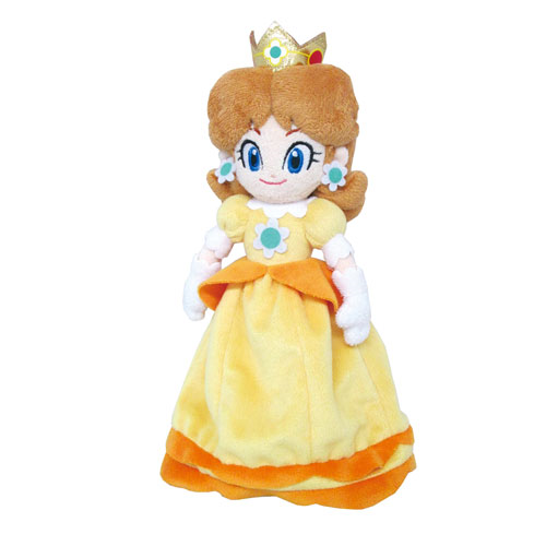 Super Mario All-Stars Daisy 10-Inch Plush