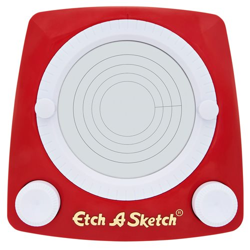 Etch A Sketch Revolution with Magic Spinning Screen Drawing Pad