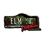 Nightmare on Elm Street Sign Funky Chunky Magnet