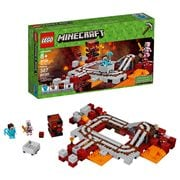 LEGO Minecraft Creative Adventures 21130 The Nether Railway