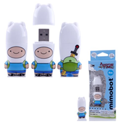 Adventure Time Finn Mimobot USB Flash Drive