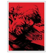Cowboy Bebop Red Spike Art Print