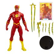 DC Multiverse Wave 3 Modern Comic Flash 7-Inch Action Figure