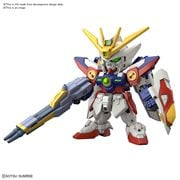 Gundam Wing 18 Wing Gundam Zero SD-EX Standard Model Kit