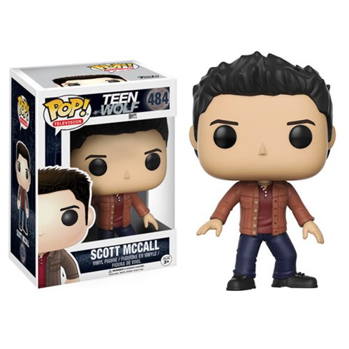 Teen Wolf Scott McCall Pop! Vinyl Figure