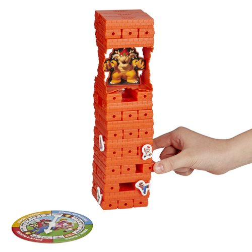 Super Mario Edition Jenga Game