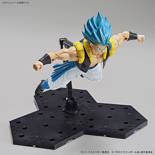 Dragon Ball Super Super Saiyan God Super Saiyan Gogeta Figure-Rise Standard Model Kit