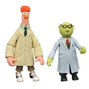 Muppets Best Of Series 2 Bunson & Beaker Action Figure
