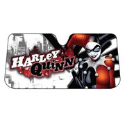 Batman Urban Harley Quinn Accordion Bubble Sunshade