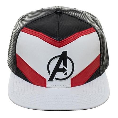 488b7add6f5bb Avengers  Endgame Quantum Realm Snapback Hat - Entertainment Earth