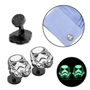 Star Wars Stormtrooper Glow in the Dark Cufflinks