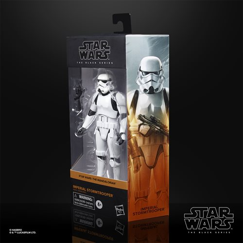 Star Wars The Black Series Imperial Stormtrooper (Rogue One) 6-Inch Action Figure