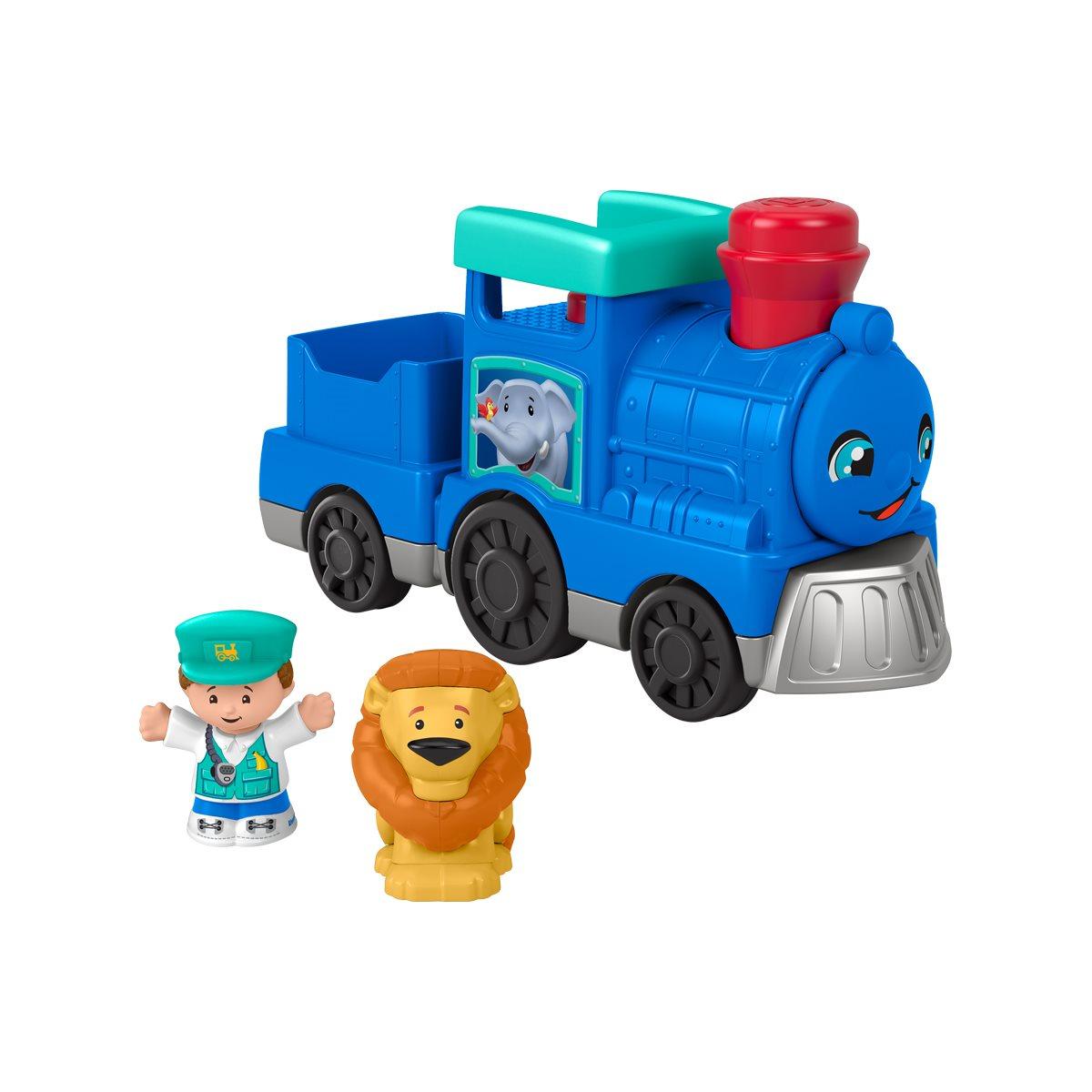 Fisher Price Little People Animal Train Vehicle