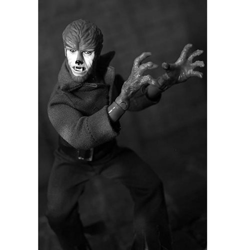 Universal Monsters Wolfman Mego 8-Inch Action Figure