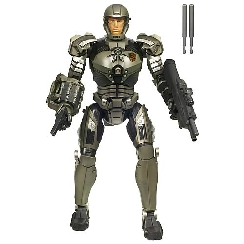 G.I. Joe Movie Accelerator Suit Duke Figure